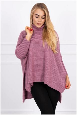 Violetinis megztinis MOD467