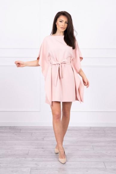 Nude spalvos suknelė MOD497 3