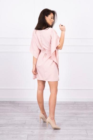 Nude spalvos suknelė MOD497 2