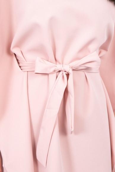 Nude spalvos suknelė MOD497 4