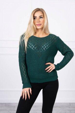 Žalias megztinis MOD489