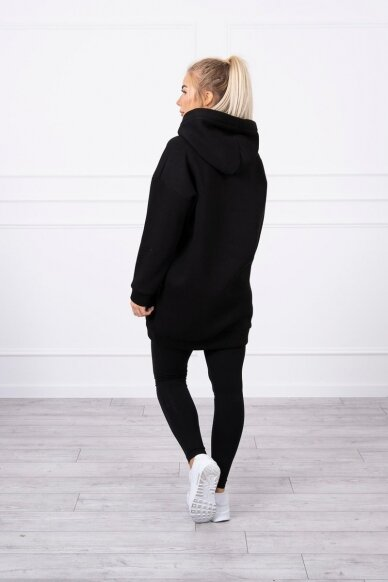 Juodas džemperis MOD780 2