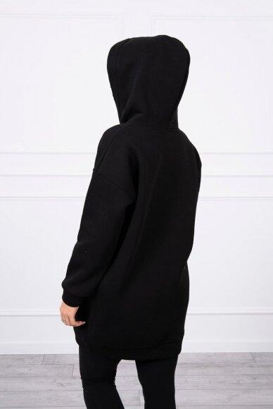 Juodas džemperis MOD780 4