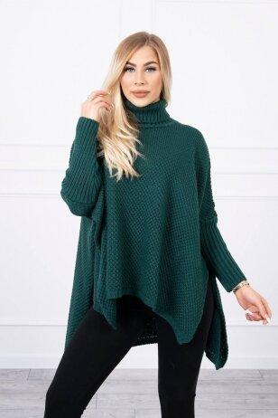 Žalias megztinis MOD467