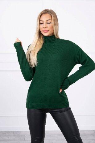 Žalias megztinis MOD781