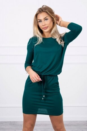 Žalia suknelė MOD514