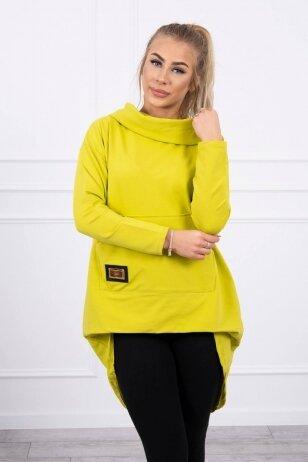 Kivinės spalvos marškinėliai MOD755