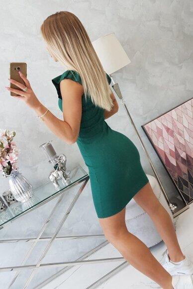 Žalia suknelė MOD706 6