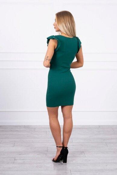 Žalia suknelė MOD706 2