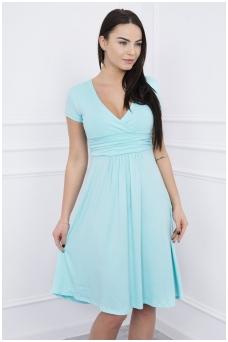 Mėtinė suknelė MOD251