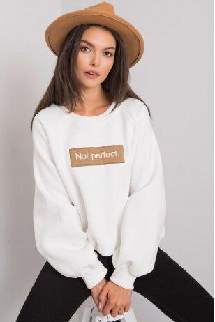 Baltas džemperis MOD1353