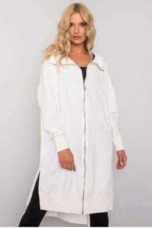 Baltas džemperis MOD1189
