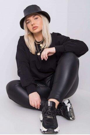 Juodos spalvos marškinėliai MOD888