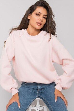 Nude spalvos džemperis MOD1006