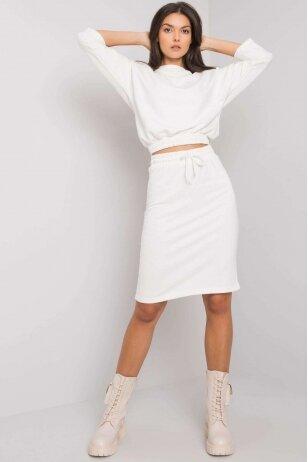 Baltas moteriškas kostiumėlis MOD1358