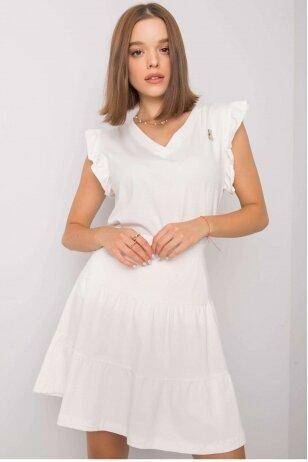Baltas moteriškas kostiumėlis MOD1146