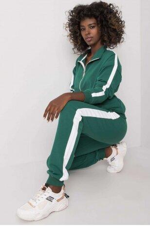 Žalias sportinis kostiumas MOD1201