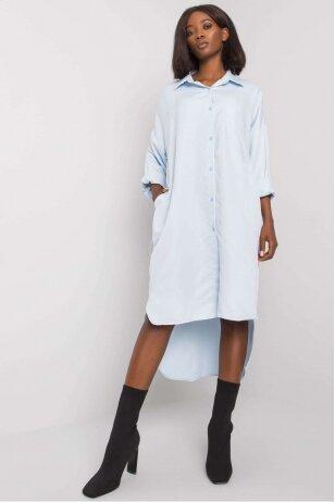 Šviesiai mėlyni marškiniai MOD1342