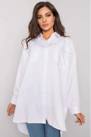 Balti marškiniai MOD1490