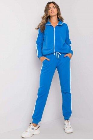 Mėlynas sportinis kostiumas MOD1201