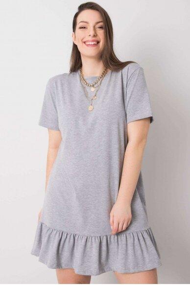 Pilka suknelė MOD893