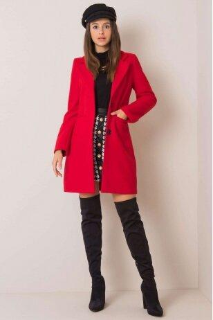 Raudonas paltas MOD898