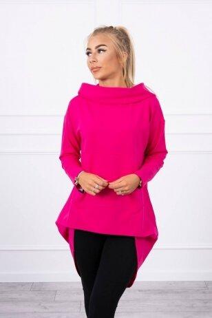 Rožinės spalvos marškinėliai MOD755