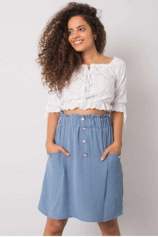 Mėlynas sijonas MOD1170