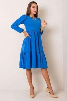Mėlyna suknelė MOD1210