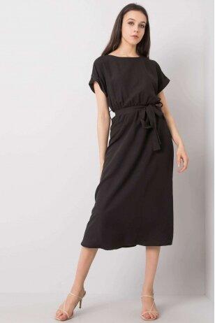 Juoda suknelė MOD909