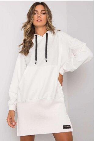 Balta suknelė MOD1195