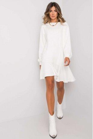Balta suknelė MOD1192