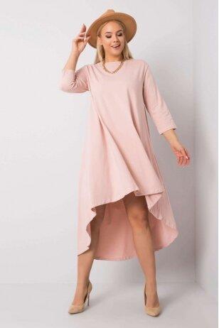 Nude spalvos suknelė MOD833