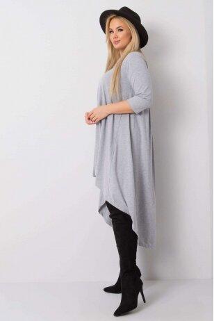 Pilka suknelė MOD833