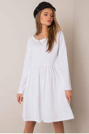 Balta suknelė MOD896