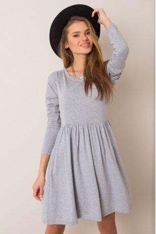 Pilka suknelė MOD896