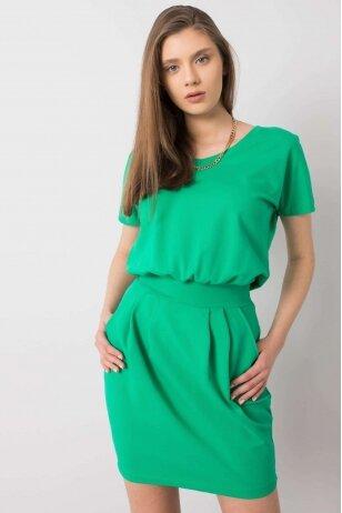 Žalia suknelė MOD917