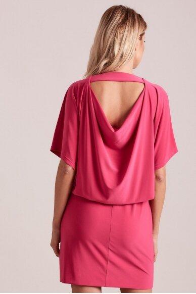 Rožinė suknelė MOD927 3