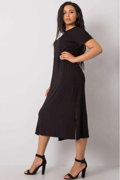 Juoda suknelė MOD989 3